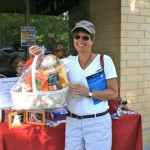 Sherri B. - Winner of the gift basket at Yappy Hour!