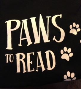 Paws to Read Tshirt