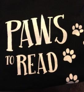 Paws to Read Tshirt