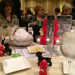 Author Table Awards Banquet