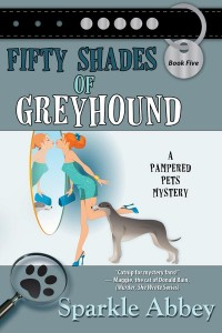 Fifty Shades of Greyhound Bookcover