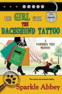 The Girl With the Dachshund Tattoo - 600x900x300