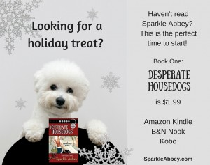 Looking for a holiday treat - DHD
